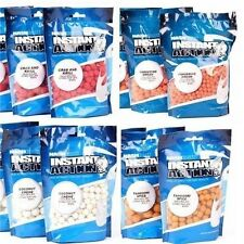 Nash Bait NEW Instant Action Boilies 1 Kg or 5 kg - ALL Flavours - And sizes -