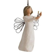 WILLOW TREE - ANGEL OF HOPE HANGING ORNAMENT - BRAND NEW IN BOX - 27275