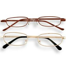 Two Pairs of Reading Glasses