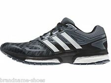 ADIDAS MENS RESPONSE BOOST RUNNING TECHFIT TRAINING ATHLETIC RUNNERS GYM SHOES