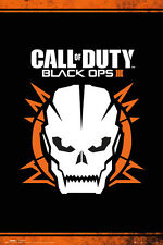 Call Of Duty Black Ops 3 Skull Poster New - Maxi Size 36 x 24 Inch
