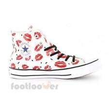 Shoes Converse All Star CT Hi 552744c donna White Lipstick Limited Edition