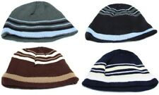 Men's Striped Thermal Hat (4 different colours)