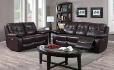 Stockport Power ELECTRIC  Recliner Sofa 3 Seater 2 Seater 1 Seater LEATHER