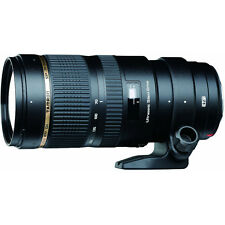 Tamron SP 70-200mm F/2.8 DI VC USD Telephoto Zoom Lens (A009) - Choose Mount