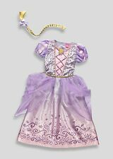 NEW Girls Disney Princess Rapunzel Fancy Dress Up Costume Age 8 - 9 Years
