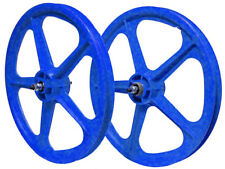 NEW Skyway Tuff II 5 Spoke Wheelset Old School BMX Wheels Cheapest
