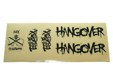 NEW Total BMX Hangover Sticker Kit BMX Stickers