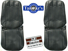 1968 GTO LeMans Front Bucket Seat Upholstery Covers PUI New