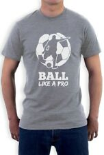 Soccer Player - Ball Like a Pro Gift for Soccer Lovers T-Shirt Cool