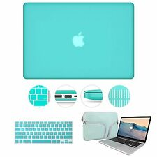 Rubberized Case Shell For Macbook Pro 13 Air 13 11 Pro 15 Retina +Keyboard Cover