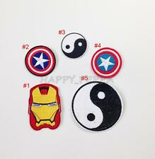 Cartoon Embroidered Motif Appliques Sew Iron On Patch Clothes DIY Accessories