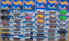 1997 Hot Wheels Collector Card All Diff Variations Choice Lot 5 of 10