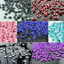 2000pcs 4.5mm Crystals Diamond Table Confetti Party Wedding Decoration Supplies