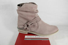 Marco Tozzi Ankle Boots beige Leather RV NEW