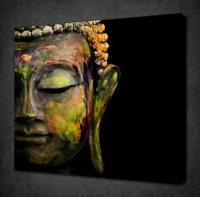Religious Painting Lord Buddha Hand Painted Oil Painting on Canvas Decor Art