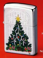 Zippo Christmas tree Christmas Christmas TREE Series 1994 not only for Collector