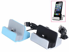 Desktop Charger Sync Dock Station Cradle With USB Cable For iPhone 6  6 plus 5S