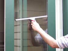 Stainless Steel Window Cleaning Squeegee Asst Sizes 25cm, 35cm, 45cm