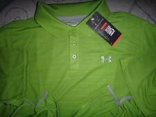 UNDER ARMOUR GOLF HEATGEAR POLO SHIRT XL  NWT $59.99