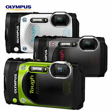 OLYMPUS Tough TG-870 Digital Camera 16.0MP Water Proof WiFi Full-HD HDMI