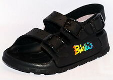 Birki Sandals by Birkenstock for Kids Boys Aruba Basic Scwarz Narrow