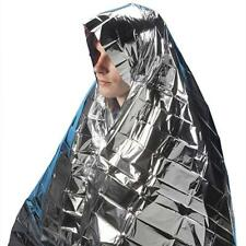 4x Emergency Foil Survival Blankets - Thermal & Waterproof - First Aid Camping
