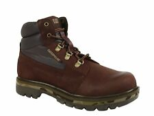 Caterpillar Junction Work Hiking Casual Mulch Leather Men's Boots
