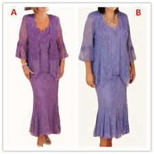 Mother Of The Bride Dresses With Jacket Dress For Wedding Cusotm Made Plus Size