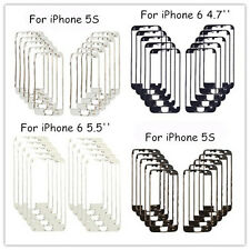 10x Front Middle Frame Bezel Holder Repair Parts With Glue For iPhone 6/5S/5G/6S