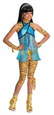 NEW Monster High Cleo de Nile Costume As Shown Large Size 12 For Girls By Rubies