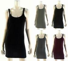 NEW Sexy Mossimo Straight Stretch Micro Mini Tank Slip Summer Dress Womens CHOP