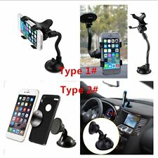 Universal 360° Rotate Car Suction Cup Magnetic Holder Mount For Phone GPS GP