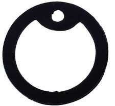 Black Rubber Silencers for GI Military Dog Tag ID Tags Wholesale - US Made