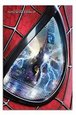 The Amazing Spiderman 2 Eye Poster New - Laminated Available