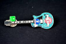 Hard Rock Cafe San Diego Interstate 5 Guitar Pin