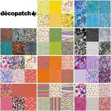 Decopatch Decoupage Paper 6 Pieces of your Choice Different Colours and Designs