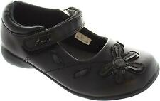 Goody 2 Shoes Paris Flower Girl's Formal Black Mary Jane School Shoes New