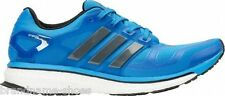 ADIDAS MENS ENERGY BOOST 2 BLUE GREY WHITE RUNNING TRAINING RUNNERS GYM SHOES
