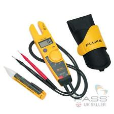 Fluke UK T5-H5-1AC Kit with T5-1000 Tester - H5 Holster - 1AC II Volt Detector K