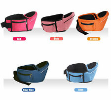 Sunveno Breathable  Baby Carrier Hipseat Waist Stool Wrap Infant Hip Seat
