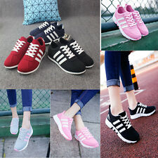 Womens New Fashion Sneakers Shoes Trainers Casual Shoes Breathable Running Shoes