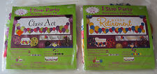 Class Act Happy Birthday or  Retirement Party Decorating Kits