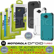 PUREGEAR DualTek EXTREME Impact Shock Case Cover for Motorola Droid Turbo XT1245
