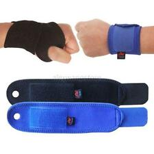 Adjustable Outdoor Sport Wrist Support Carpal Tunnel Brace Arthritis Sprain Wrap