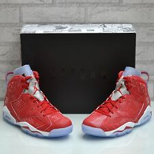 AIR JORDAN 6 RETRO X SLAMDUNK VARSITY RED WHITE slam dunk OG DS 717302-600