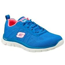 Skechers Flex Apeal Sweet Spot 11729 Blue Womens Sneakers US Sizes (blapea)
