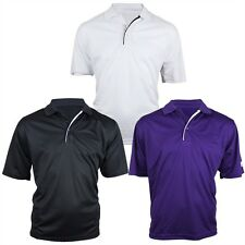 FORGAN OF ST ANDREW MXT MEN GOLF POLO SHIRTS - 3 PACK