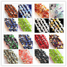 Wholesale! 5-10mm Natural Mixed Gemstone Chip Loose Bead 34 inch HY-40
