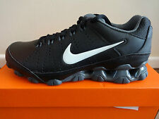 Nike Reax 9 TR mens running training shoes 807184 002 sneakers shoes black